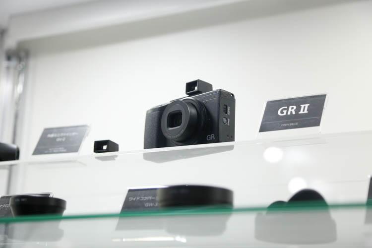 CP+2017(カメラ・写真のイベント)リコー GR2