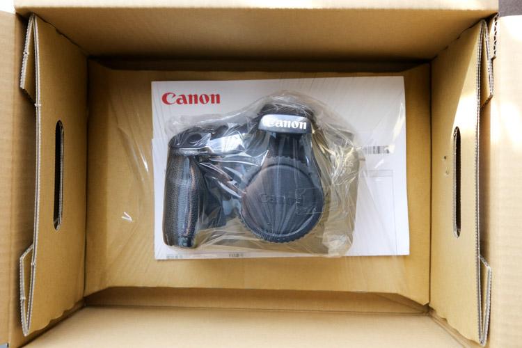 Canon EOS 7Dのシャッター修理料金