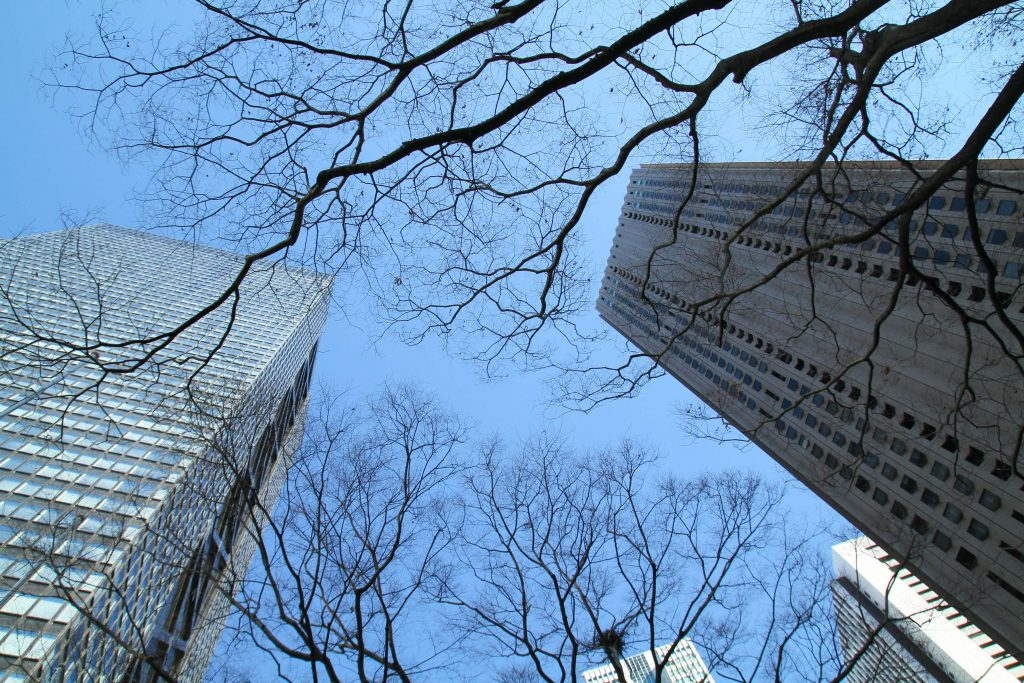 ビル・建物・東京・都会