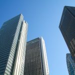 フリー写真素材:ビル・都会・都心・オフィスビル・ビジネス